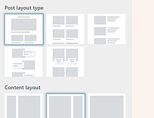 meridia_wordpress_theme_layouts