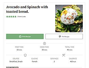 meridia_wordpress_theme_recipe